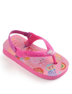Kids' Peppa Pig™ Flip-Flops (Size 1-7)