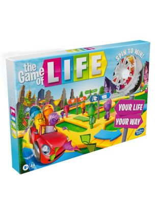 The Game Of Life (8+ Yrs)