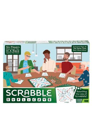 Scrabble Duplicate (10+ Yrs)