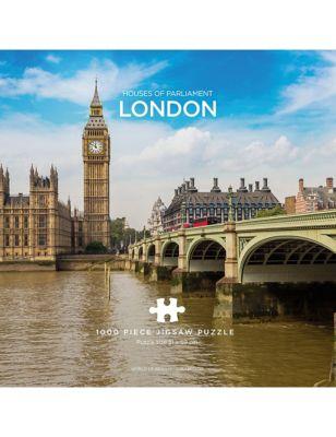 1000 Piece London Puzzle (9+ Yrs)