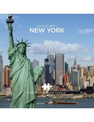 1000 Piece New York Puzzle (9+ Yrs)