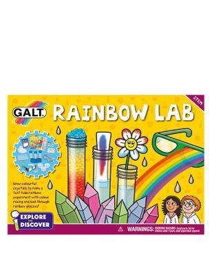 Rainbow Lab Kit (5+ Yrs)
