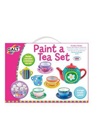 Paint A Tea Set (3+ Yrs)