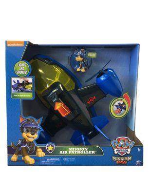 Mission Air Patroller (3-5 Yrs)