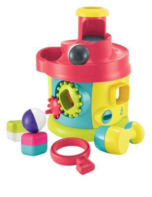 Twist and Turn Activity House (12-24 Mths)