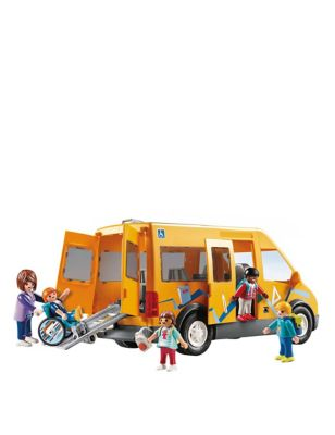 City Life School Van with Folding Ramp (4-10 Yrs)
