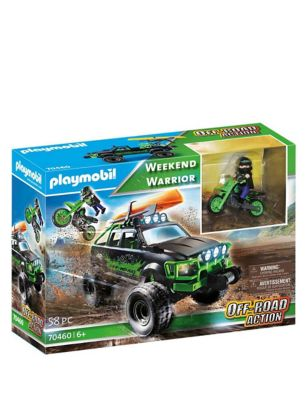 Weekend Warrior Off-Road Playset (6-10 Yrs)