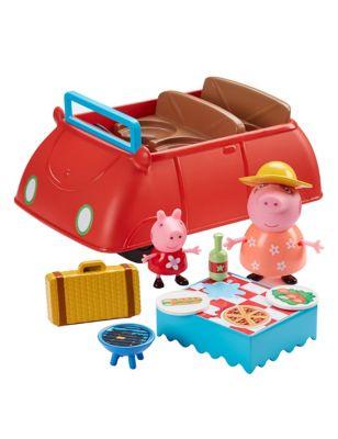 Peppa's Big Red Car (3-6 Yrs)
