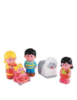 Happyland Happy Family Figures (18 Mths-5 Yrs)