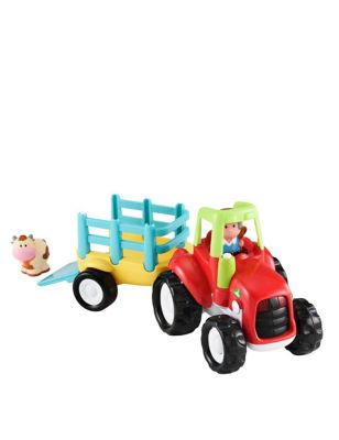 Happyland Lights & Sounds Farm Tractor (2-5 Yrs)