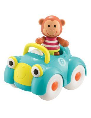 Toybox Monkey Car  (1-4 Yrs)