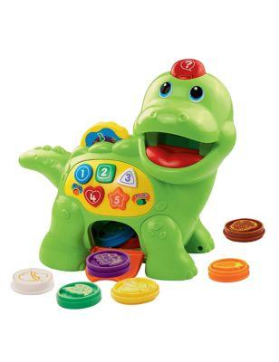 Feed Me Dinosaur Toy (1.5-4 Yrs)