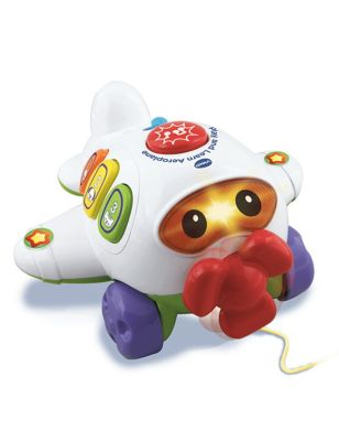 Play and Learn Aeroplane Toy (6-36 Mths)