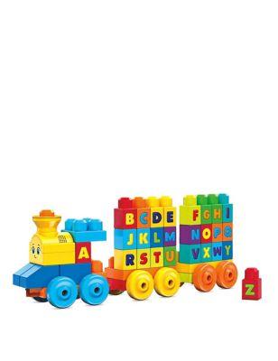 Alphabet Train Toy (1-5 Yrs)