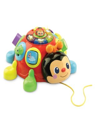 Crazy Legs Learning Bug Toy (1-3 Yrs)