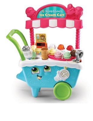 Scoop & Learn Ice Cream Cart (2-10 Yrs)