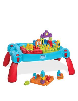 Build and Learn Table (1-5 Yrs)