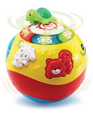Crawl & Learn Flashing Lights Ball (6-36 Mths)