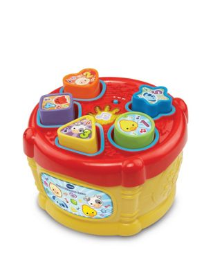 Sort & Discover Interactive Drum (1-3 Yrs)