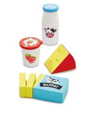 Wooden Dairy Set (3+ Yrs)