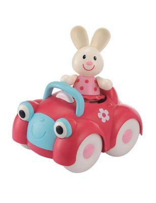Toy Box Rabbit Car (1-4 Yrs)
