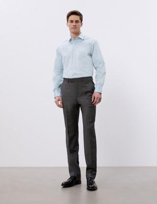 Regular Fit Pure Cotton Twill Oxford Shirt