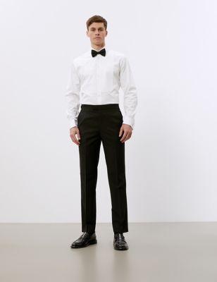 Regular Fit Pure Cotton Dress Shirt
