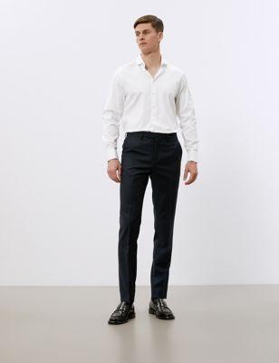 Slim Fit Pure Cotton Shirt