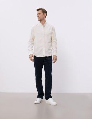 Corduroy 5 Pocket Trousers