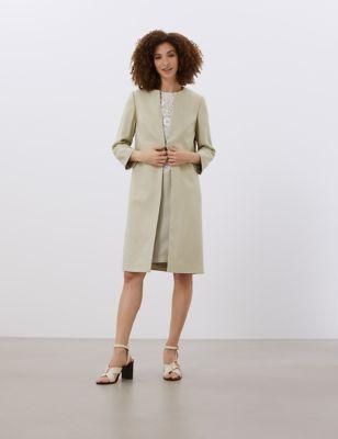 A-Line Dress Coat