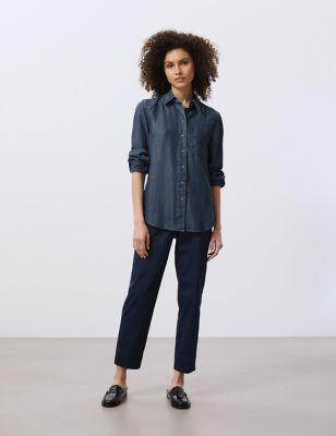 Pure Tencel™ Denim Shirt