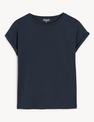 Jersey Crew Neck Regular Fit T-Shirt