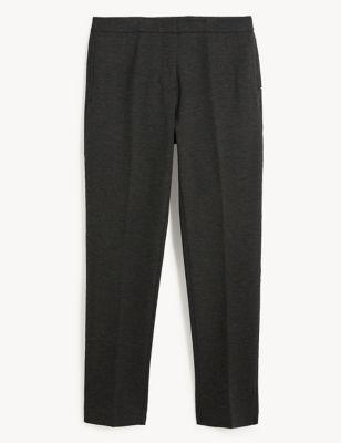 Ponte Slim Fit Cigarette Trousers