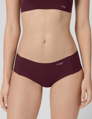 Zero Feel Hipster Low Rise Knickers