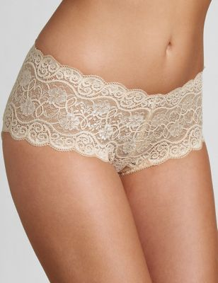 Amourette 300 All Over Lace Full Briefs