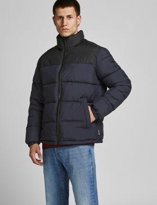 Padded Puffer Jacket
