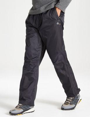 Loose Fit Waterproof Trekking Overtrousers