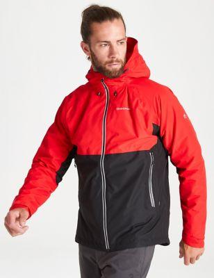 Hooded Technical Jacket
