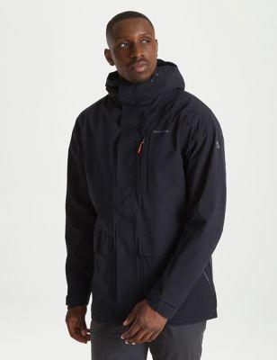 Lorton Waterproof Hooded Coat
