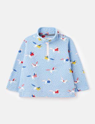 Cotton Horse Sweatshirt (2-8 Yrs)