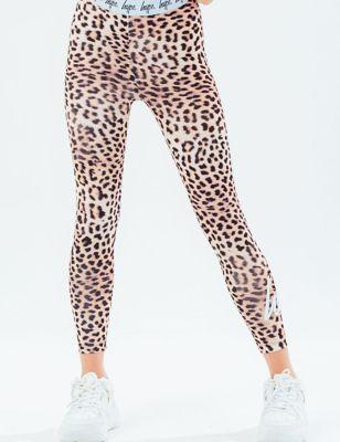 Animal Print Leggings (5-13 Yrs)