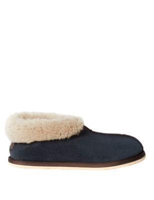 Sheepskin Slipper Boots