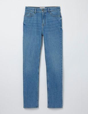 Boyfriend Fit Jeans