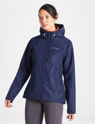 Waterproof Hooded Utility Jacket
