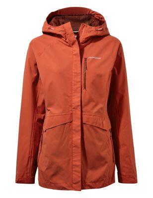 Waterproof Hooded Coat