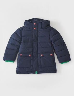 Padded Coat (3-10 Yrs)