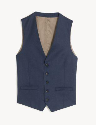 Italian Wool Waistcoat