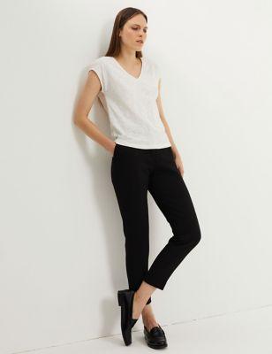 Pure Cotton Jersey T-Shirt