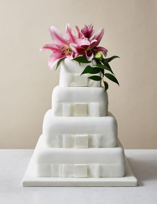 marks and spencer shimmering hoop chocolate wedding cake wedding cakes 3 tier 2 tier amp 4 tier wedding cakes m amp s 17164