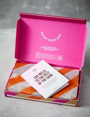 6 Chocolate & Orange Brownies Letterbox Gift